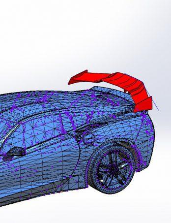 Karbon 3D modeliranje