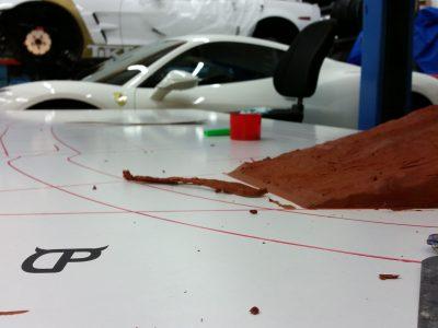 3d modeliranje od gline